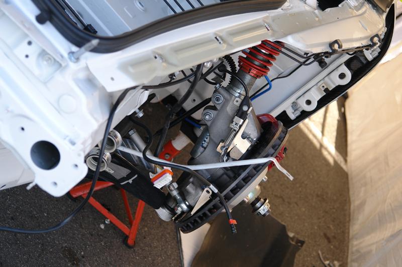 ザックスパフォーマンスコイルオーバー SACHS 車高調整 サスペンション