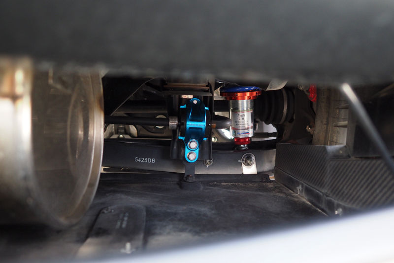 86 TRD14R SACHS WERNHER ザックス車高調整サスペンションセット パフォーマンスコイルオーバー ヴェルナー