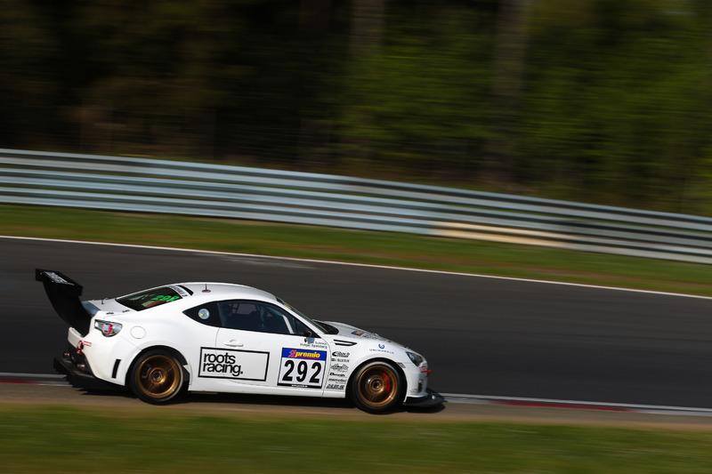 ROOTS RACING BRZ WERNHER SACHS