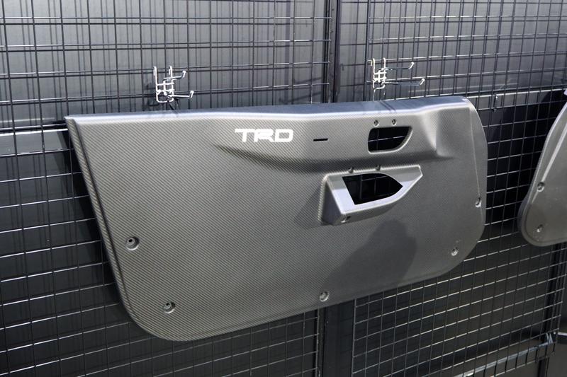 TRD86 カーボンドアトリム