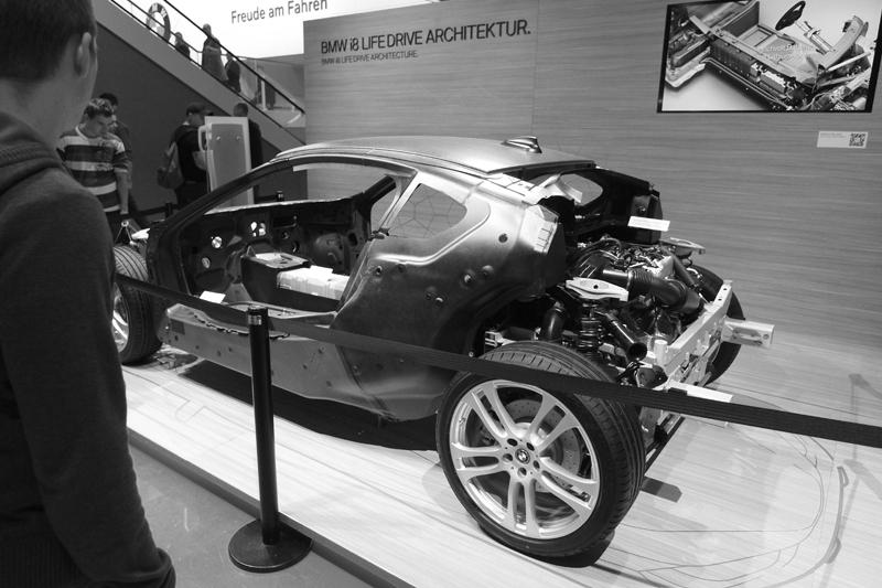 BMW I8 RALLY X RIDE WERNHER