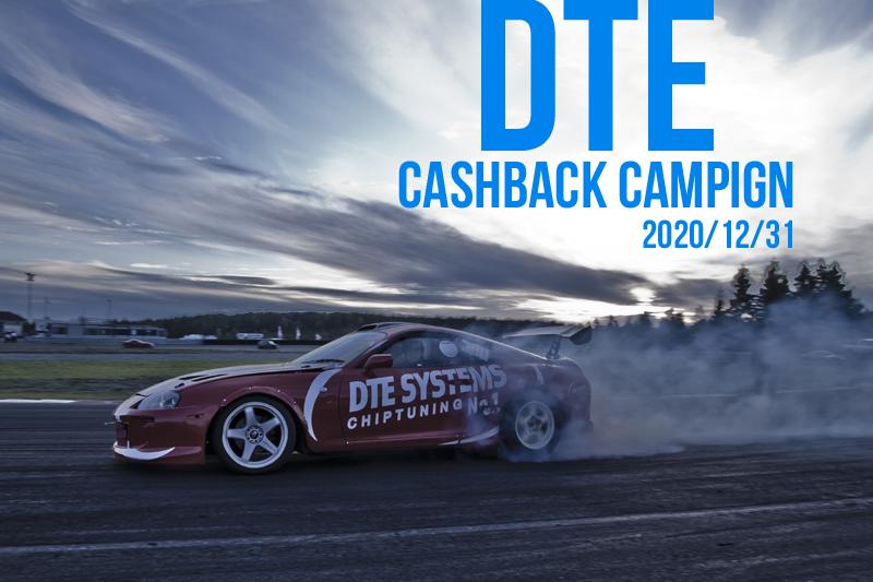 DTEシステム キャッシュバックキャンペーン