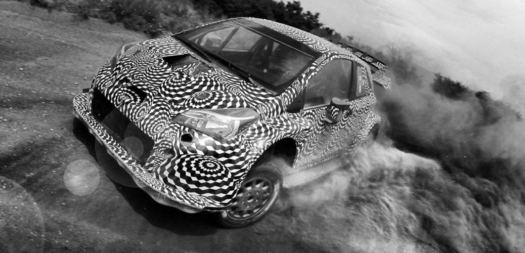 YARIS WRC TOYOTA ビッツ ザックス SACHS