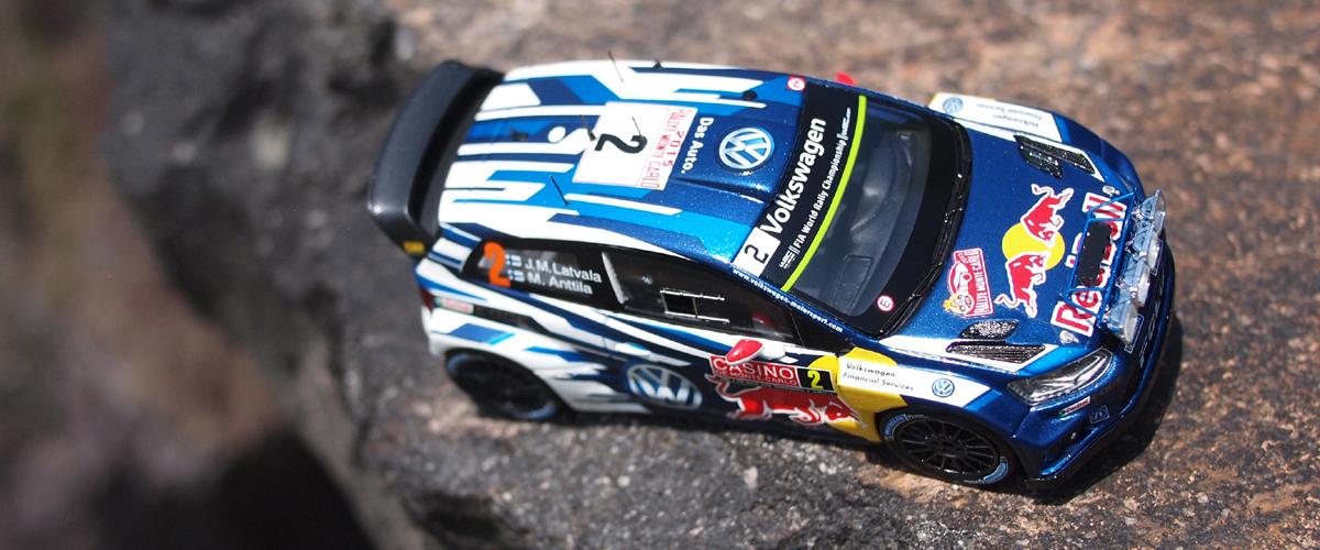 POLO-WRC WERNHER SACHS ヴェルナー ザックス