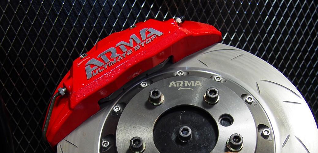 ARMA SPEED アルマブレーキ エアクリーナー