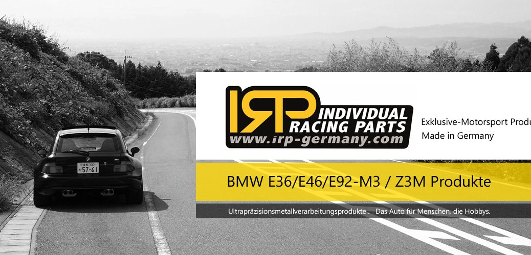 IRP SHORT SHIFTER BMW ショートシフター ヴェルナー WERNHER GERMANY E36M3 E46M3 E90M3 E92M3 Z3M