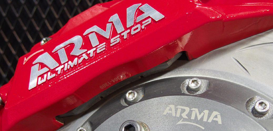 ARMA SPEED アルマモノブロックブレーキ 86 BRZ