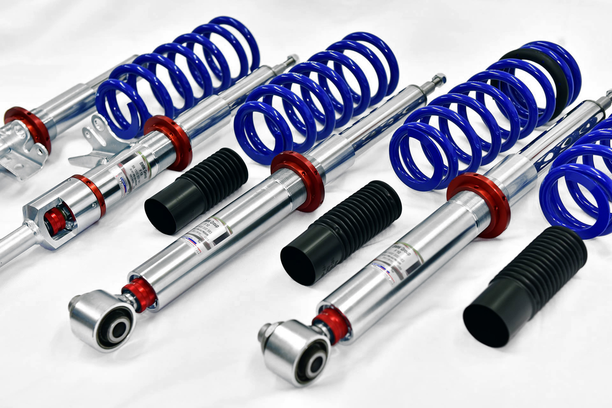 SACHS PERFORMANCE COILOVER BMW F10 000523