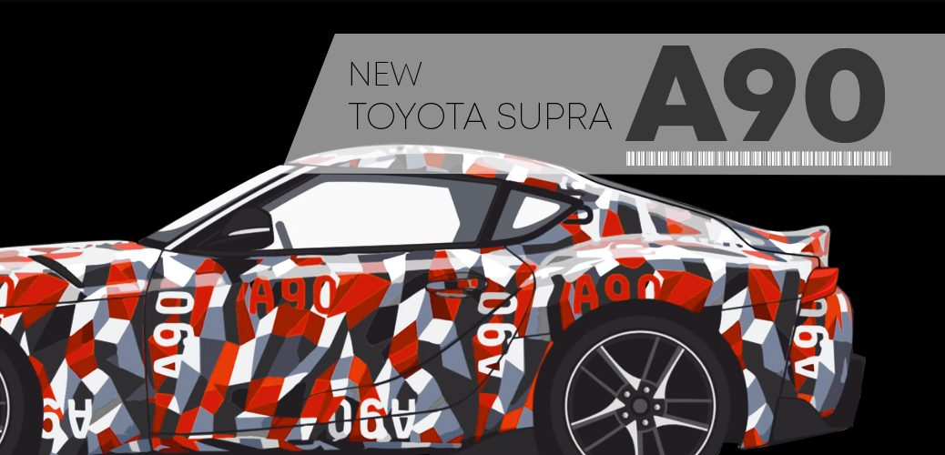 TOYOTA SUPRA A90 スープラ トヨタ 株式会社ヴェルナー