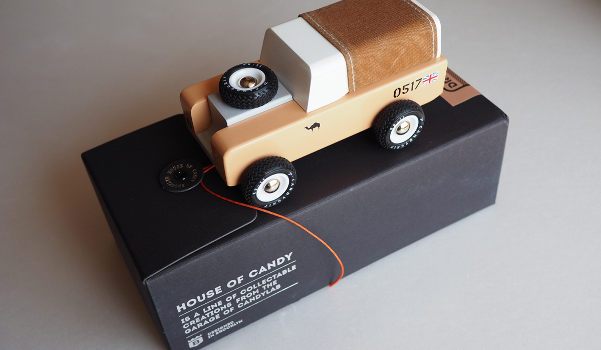 CANDY TOY ROVER DRIFTER