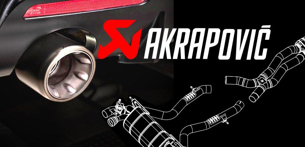 AKRAPOVIC A90 TOYOTA SUPRA スープラ アクラポビッチ