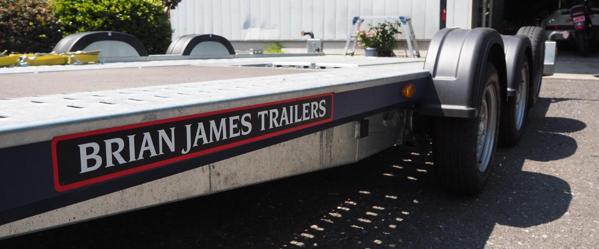 ブライアンジェームストレーラー BRIAN JAMES TRAILERS