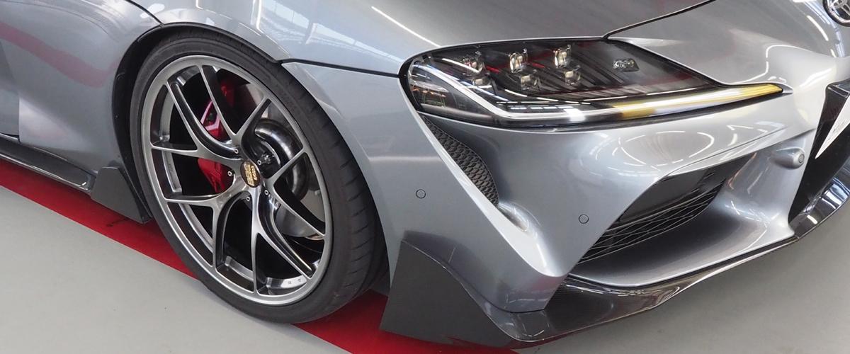 サンダーボルト サンダアボルト チタンボルト チタンナット TI-FORGED GR SUPRA スープラ