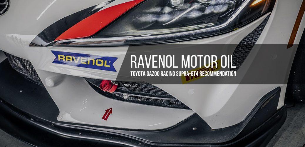 RAVENOL GR SUPRA GT4 スープラ エンジンオイル