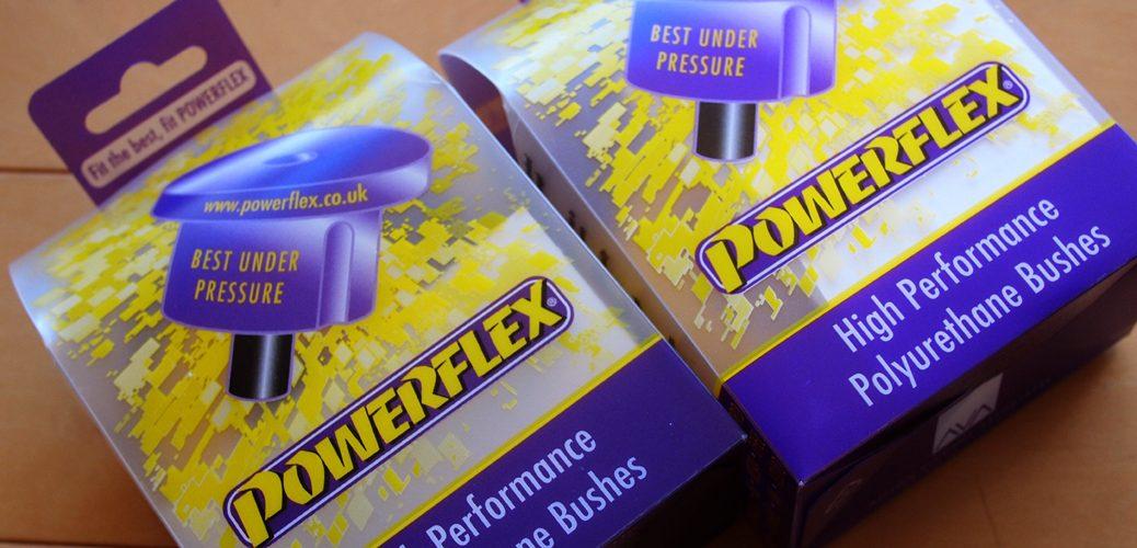 powerflex パワーフレックス 86 BRZ 強化ブッシュ