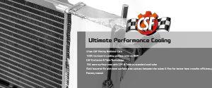 CSF PERFORMANCE COOLING 86 BRZ 強化ラジエター オイルクーラー付属