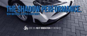 NEXTINNOVATION ネクストイノベーション スポイラー GR SUPRA A90 スープラ