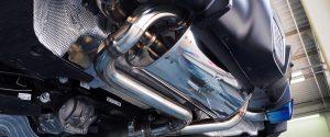 GRスープラ SUPRA A90 マフラー アーキュレー シェーフェルンド