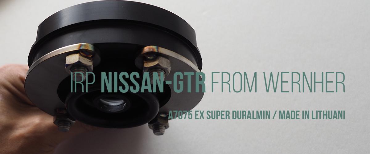 IRP SHIFTER NISSAN GTR R32 スポーツシフター
